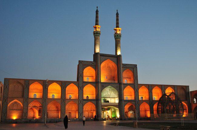 Amir Chakhmaq Complex, Yazd Iran