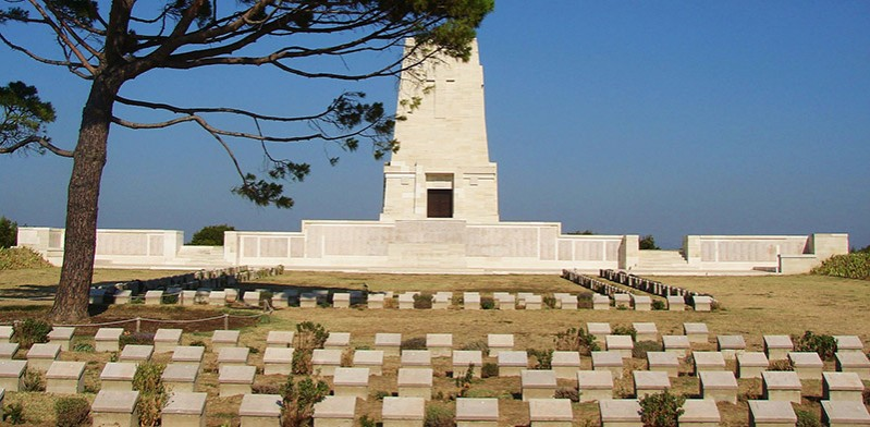 Lone Pine Memorial Gallipoli Turkey