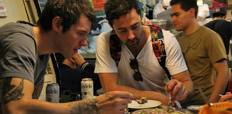 Intrepid Real Food Adventure Mexico with Andy Allen and Ben Milbourne