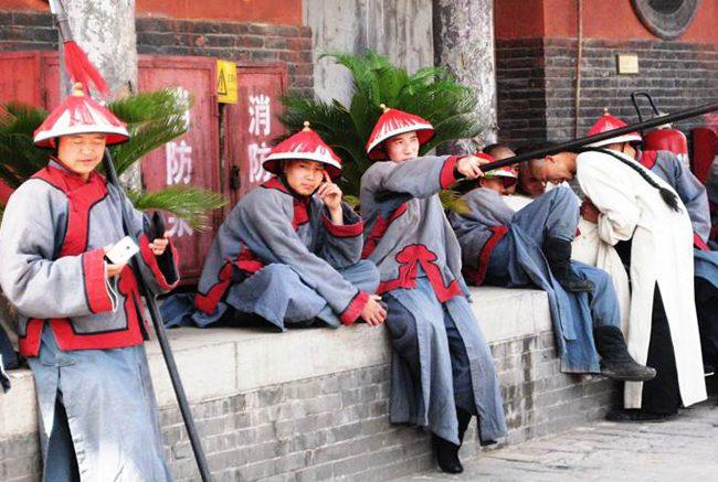 opera in Xian China