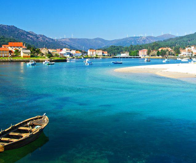 Beautiful Galicia Spain