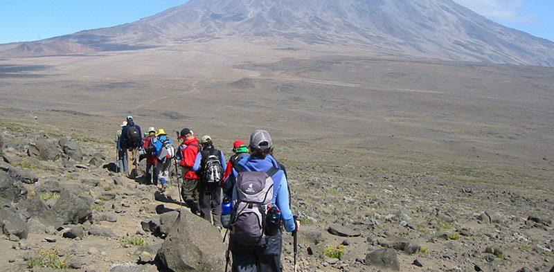 Trek Mt Kilimanjaro in Tanzania