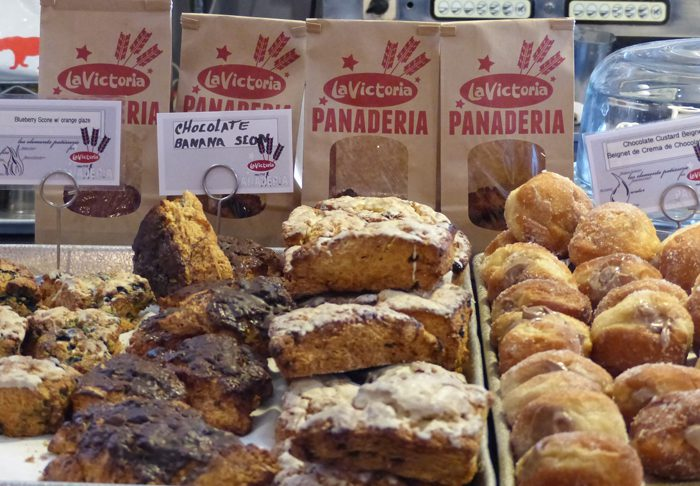 Cakes of the Mission in San Francisco United States