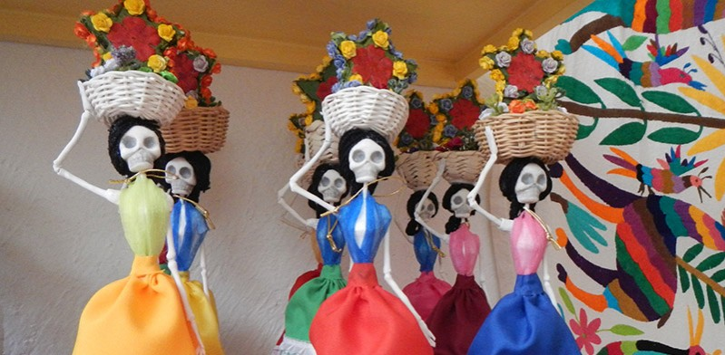 Day of the Dead festival in Mexico