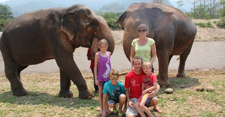 Family Adventure in Thailand