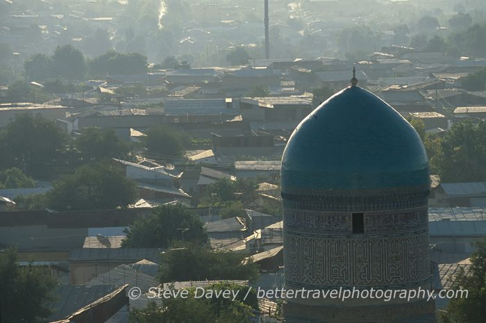 Uzbekistan views by Steve Davey