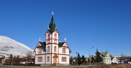 Husavik Church