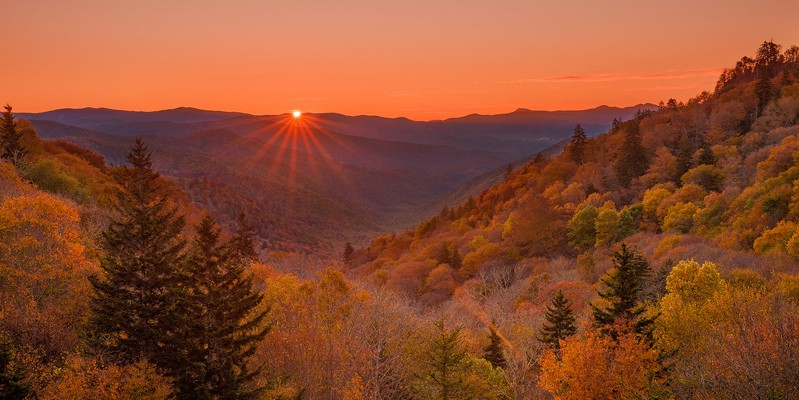 north america NP - great smoky mountains (credit Tom Bricker)