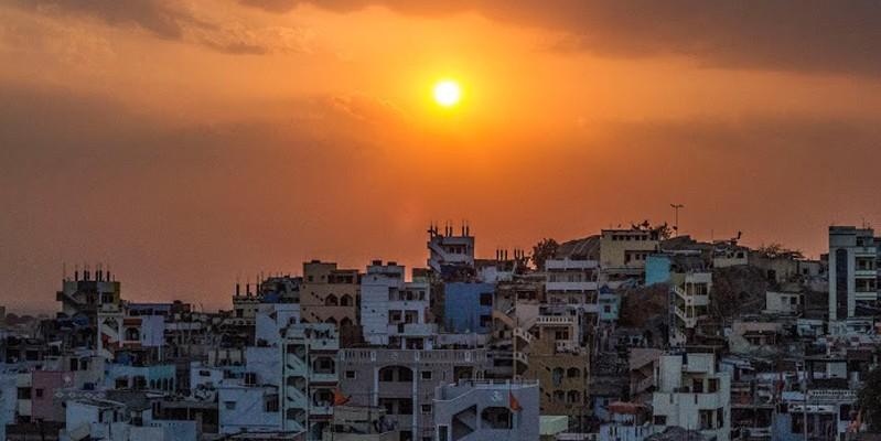 Hyderabadsunset