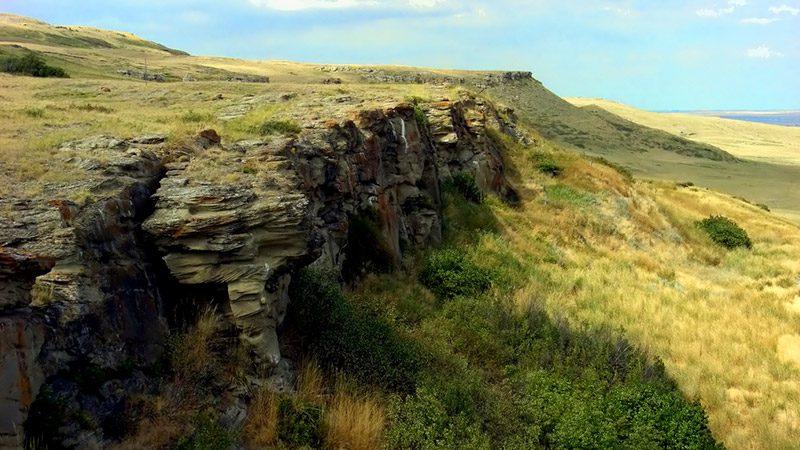 The ridge at HSIBJ. Image Evan Leeson, Flickr