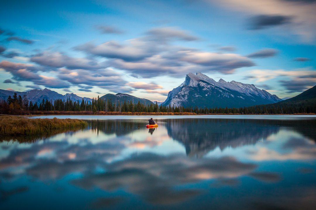 Vermilion Lake Kayak - Callum Snape