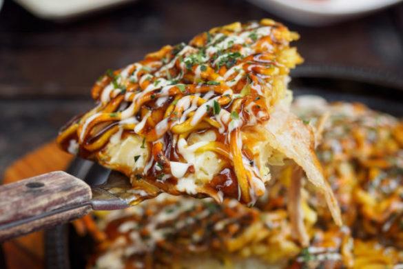 Okonomiyaki Osaka