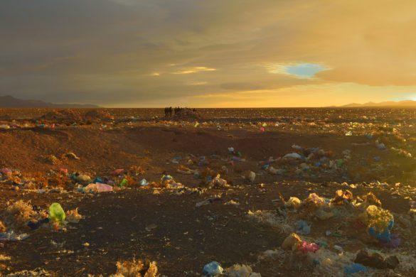 Plastic bags Africa
