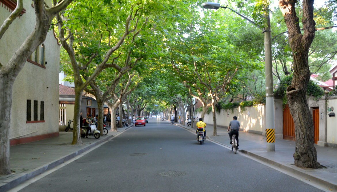 French Concession Shanghai China