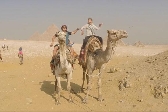 Walk Like an Egyptian video