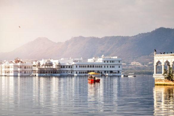 Lake Pichola Udaipur India