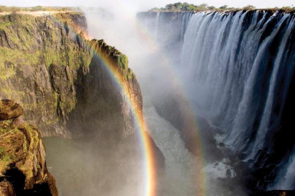 Zimbabwe Zambia Victoria Falls