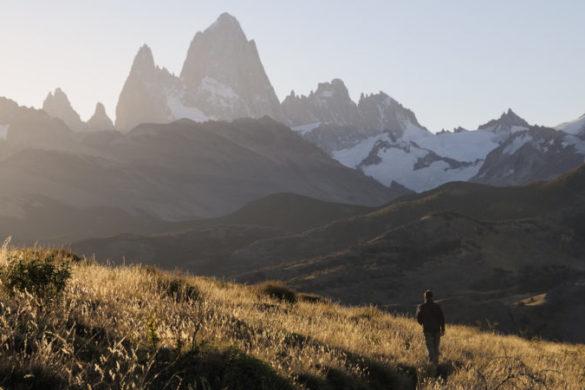 El Chalten, Patagonia, Argentina,