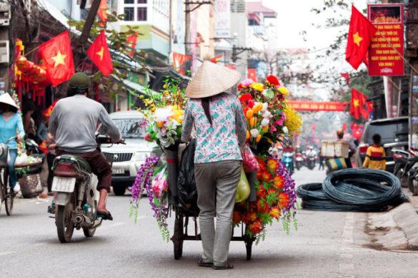 Hanoi North Vietnam