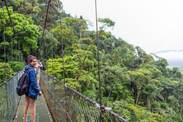 Arenal Hanging Bridges, La Fortuna Costa Rica