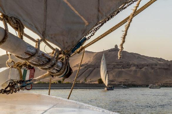 Felucca Nile Egypt