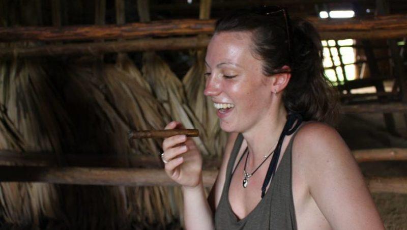 Vinales Cuba tobacco