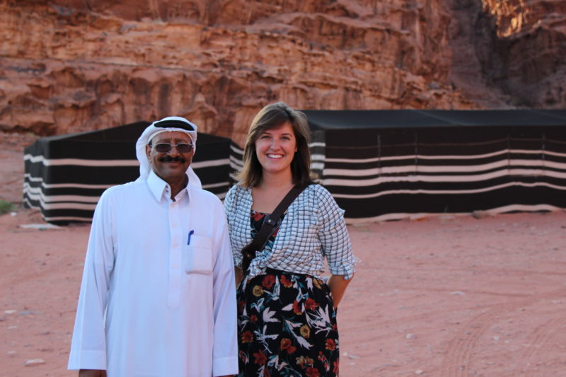 Bedouin group tour Middle East