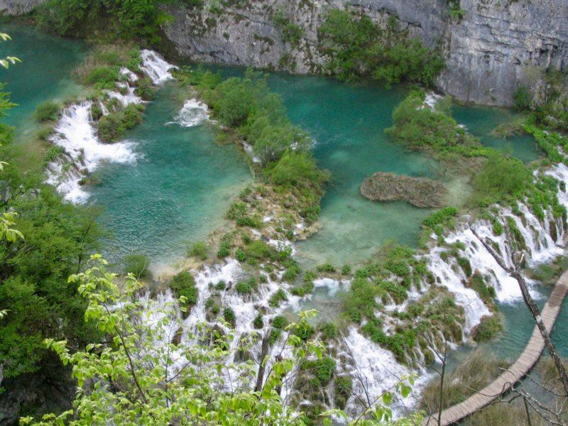 Day hikes Europe Plitvice Croatia