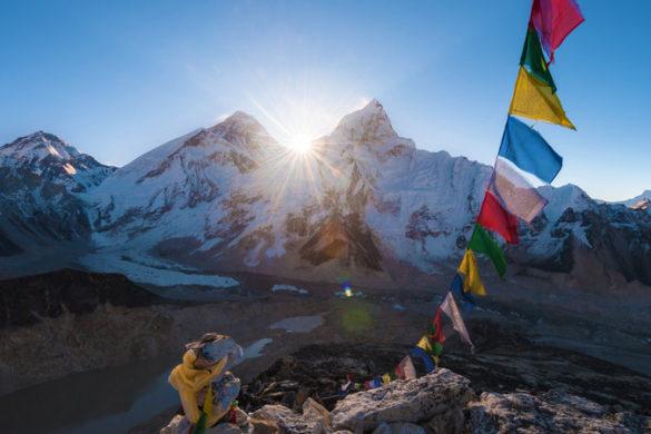 Nepal Everest - Kala Patthar summit