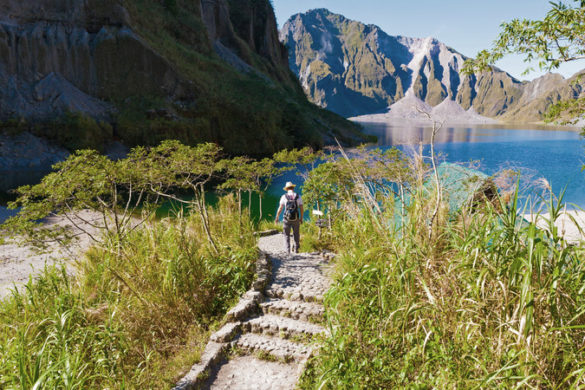 Philippines Mount Pinatubo Southeast Asia