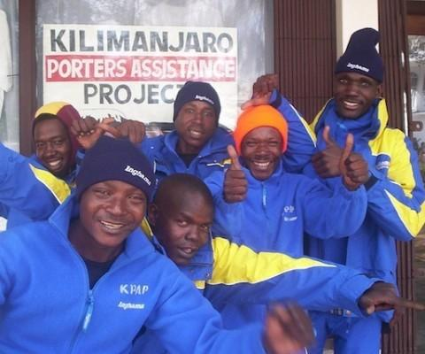 The Intrepid Foundation supports the Kilimanjaro Porters Assistance Project.