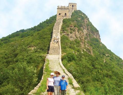 China Family Holiday China Tours Intrepid Travel Us