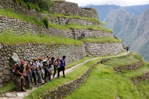 Inca Trail Express Peru Tours Intrepid Travel Ca
