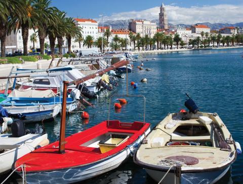Croatia Sailing Adventure Dubrovnik To Split Croatia Tours Intrepid Travel Us