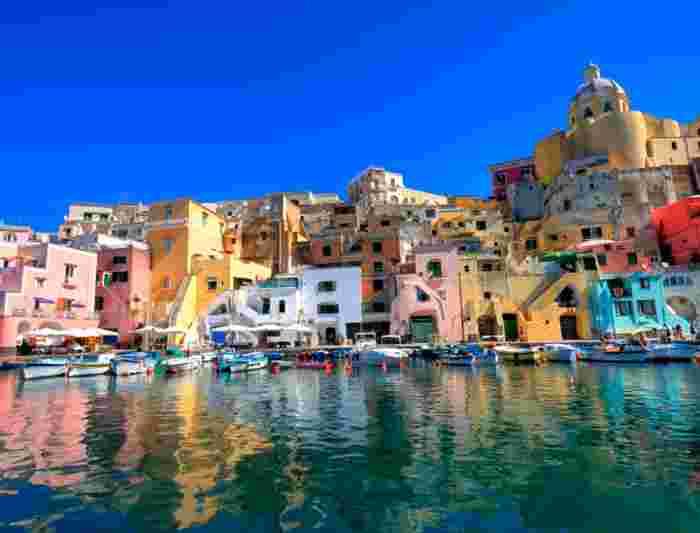 Sail Italy - Procida to Amalfi | Italy Tours | Intrepid Travel US