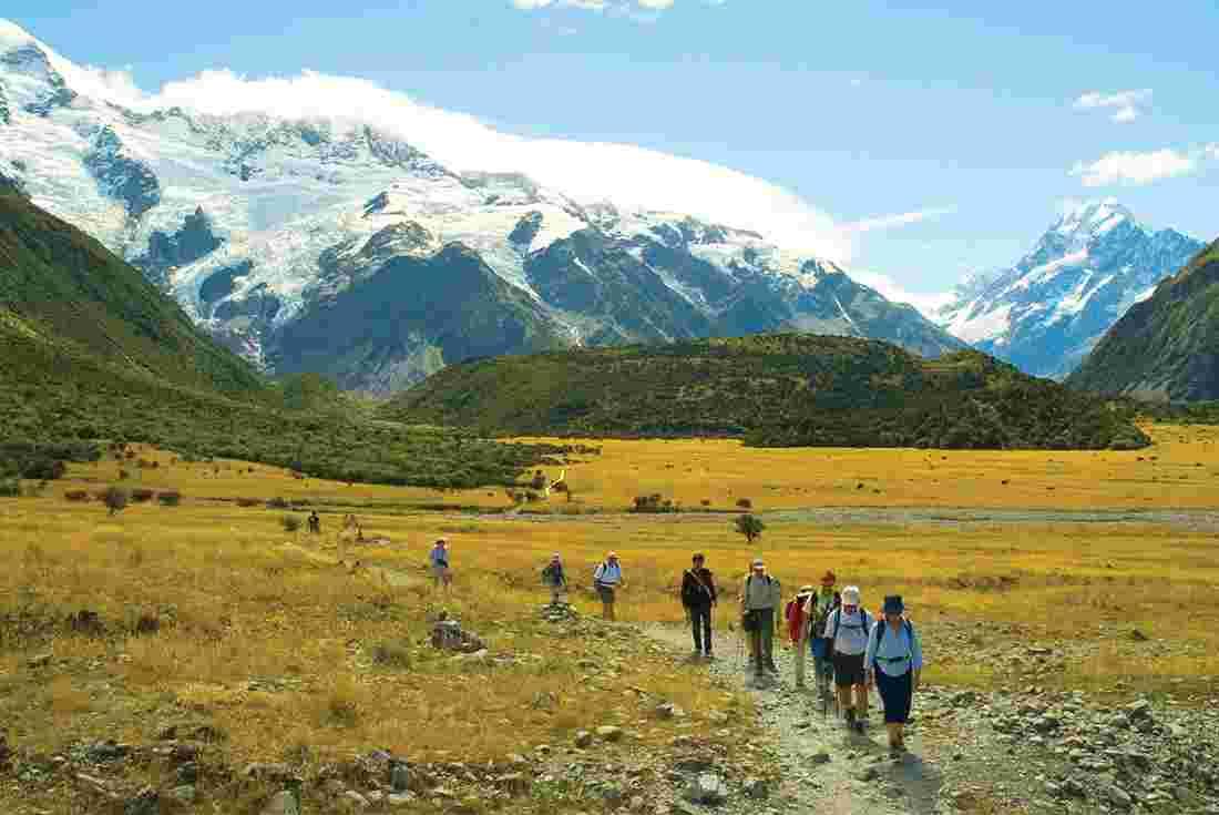 Travelling New Zealand Alone